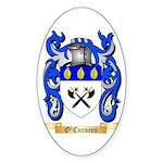 O'Curneen Sticker (Oval 10 pk)