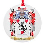O'Crean Round Ornament