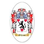 O'Crean Sticker (Oval 50 pk)