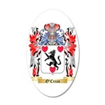 O'Crean 35x21 Oval Wall Decal