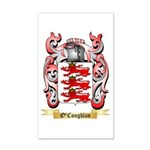 O'Coughlan 20x12 Wall Decal