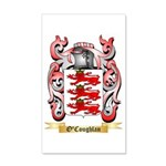 O'Coughlan 35x21 Wall Decal