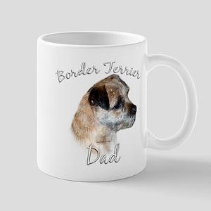 Border Terrier Dad2 Mug