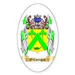 O'Corrigan Sticker (Oval 10 pk)