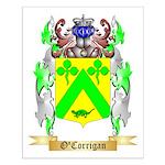 O'Corrigan Small Poster