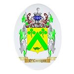 O'Corrigan Oval Ornament