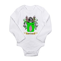 O'Cooney Long Sleeve Infant Bodysuit