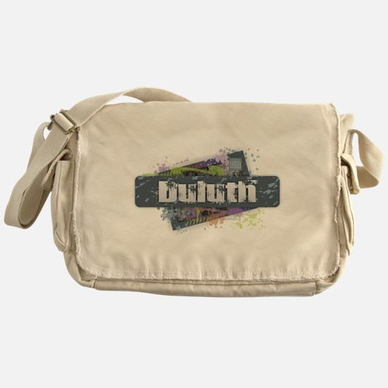 Duluth Design Messenger Bag