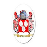 O'Coogan 20x12 Oval Wall Decal