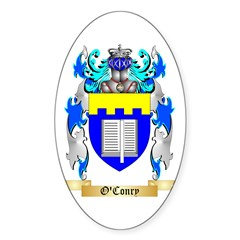 O'Conry Sticker (Oval)