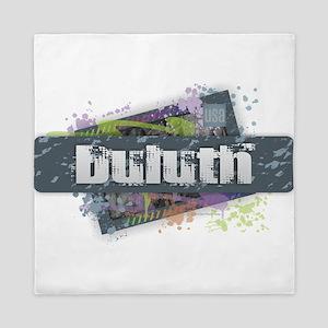 Duluth Design Queen Duvet