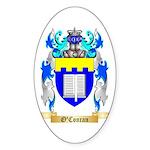 O'Conran Sticker (Oval 10 pk)