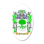 O'Conor 20x12 Oval Wall Decal