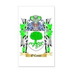 O'Conor 20x12 Wall Decal