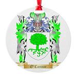 O'Connor Round Ornament