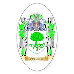 O'Connor Sticker (Oval 10 pk)
