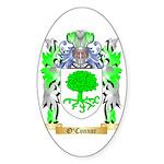 O'Connor Sticker (Oval 50 pk)