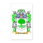 O'Connor 20x12 Wall Decal
