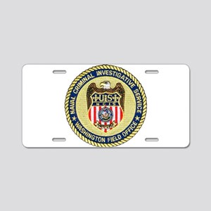 nciswashington Aluminum License Plate