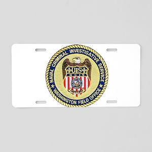 nciswashington Aluminum License Plate