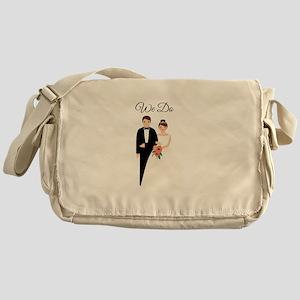 We Do Messenger Bag