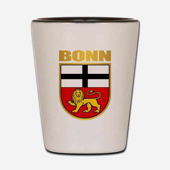 Bonn Shot Glass