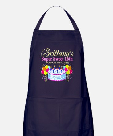 CUSTOM 16TH Apron (dark)