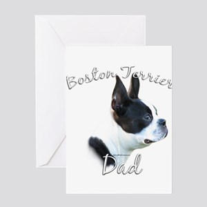 Boston Dad2 Greeting Card