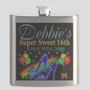 CUSTOM 16TH Flask