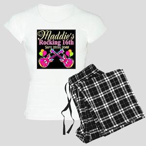 CUSTOM 16TH Women's Light Pajamas