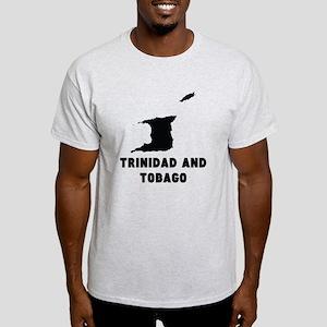 Trinidad and Tobago Silhouette T-Shirt