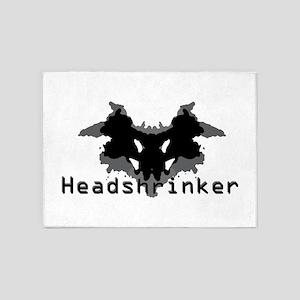 Headshrinker 5'x7'Area Rug