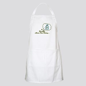 Lube Thoughts Light Apron