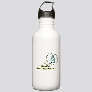Lube Thoughts Water Bottle