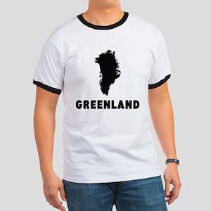 Greenland Silhouette T-Shirt