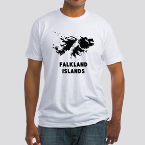 Falkland Islands Silhouette T-Shirt