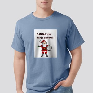 Bluegrass and old time banjo! White T-Shirt