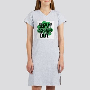 F**St.Patrick's Day White T-Shirt