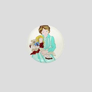 Read Me a Bedtime Story Mini Button