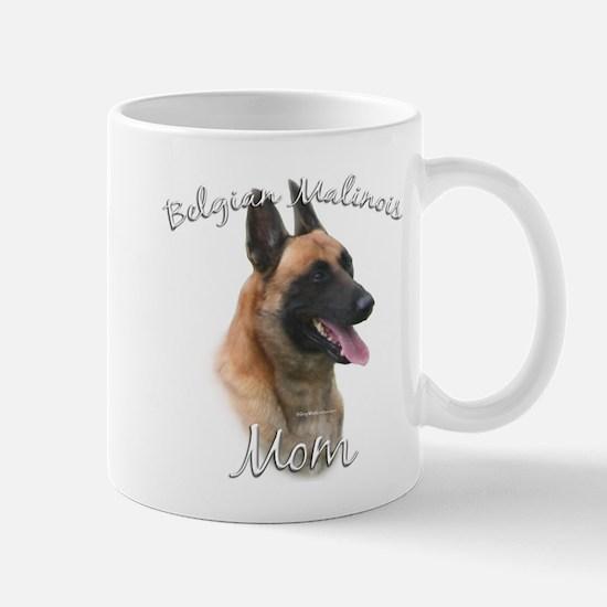 Malinois Mom2 Mug