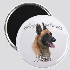 Malinois Mom2 Magnet