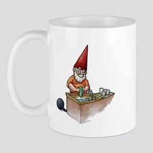 Ball and Chain Gnome Mug