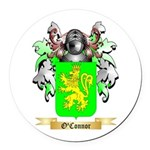 O'Connor (Kerry) Round Car Magnet