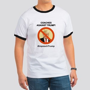 COACHES AGAINST TRUMP T-Shirt