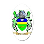 O'Connellan 20x12 Oval Wall Decal