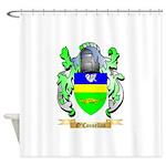 O'Connellan Shower Curtain
