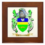 O'Connellan Framed Tile
