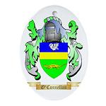 O'Connellan Oval Ornament