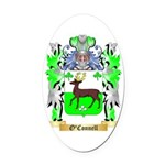 O'Connell Oval Car Magnet