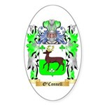 O'Connell Sticker (Oval)